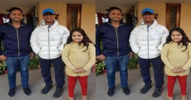 अभिनेता आमिर खान निजी दौरे पर उत्तराखंड की राजधानी देहरादून में हैं। देहरादून के जाखन में रिश्तेदारों से मिलने के लिए आए हैं।