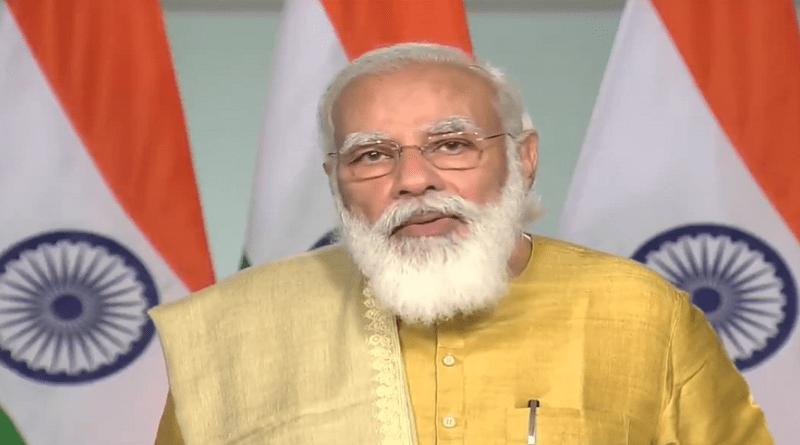 प्रधानमंत्री नरेंद्र मोदी ने देशवासियों से साल 2021 में स्वच्छ भारत का संकल्प लेने की अपील की है।