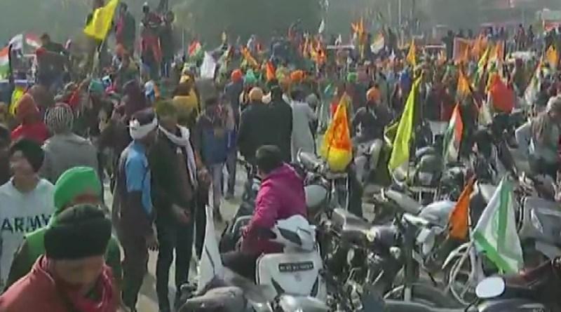 उत्तराखंड के किसान की दिल्ली में मौत, किसानों ने पुलिस पर गोली मारने का लगाया आरोप