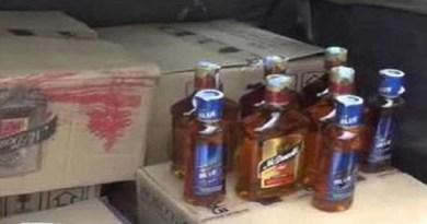 हल्द्वानी में पुलिस ने एक लाख अस्सी हजार कीमत की अवैध शराब के साथ दो तस्करों को गिरफ्तार किया।