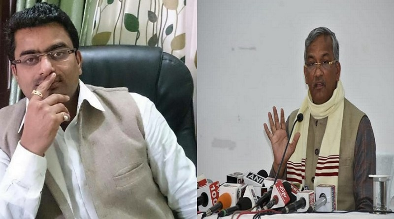 उत्तराखंड के पूर्व मुख्यमंत्री त्रिवेंद्र सिंह रावत के इस्तीफे की भविष्यवाणी फेसबुक पोस्ट में करने वाले विभु गौर रातोंरात मशहूर हो गए हैं। विभु गौर ने खुद को ज्योतिषी बताया है।