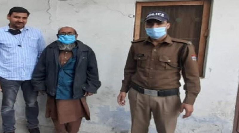 हरिद्वार पुलिस ने एक बांग्लादेशी नागरिक को पिरान कलियर से गिरफ्तार किया है। स्थानीय पुलिस और खुफिया विभाग ने संयुक्त कार्रवाई करते हुए बांग्लादेशी नागरिक को गिरफ्तार किया है।