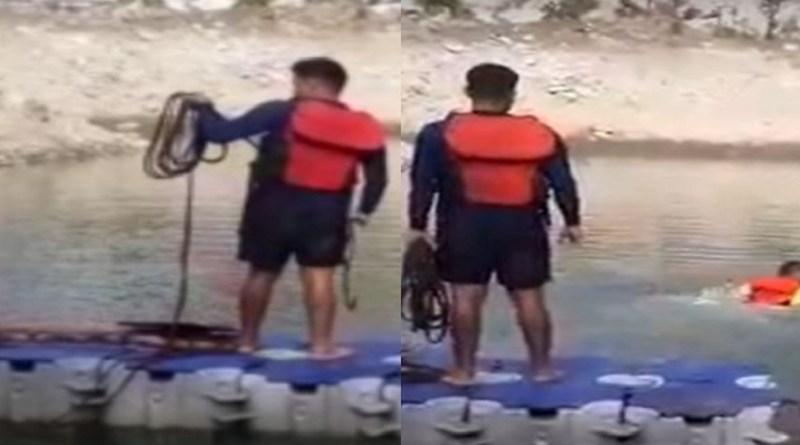 उत्तरकाशी के भटवाड़ी के मनेरी में झील में डूबने से एक 14 साल के बच्चे की मौत हो गई है। बच्चे का नाम लकी बताया जा रहा है। वो अपने दोस्तों के साथ मनेरी झील के पास एक दूसरी झील में नहाने गया था।