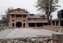अल्मोड़ा में निर्माणाधीन मल्ला महल का रविवार को पर्यटन सचिव ने निरीक्षण किया।