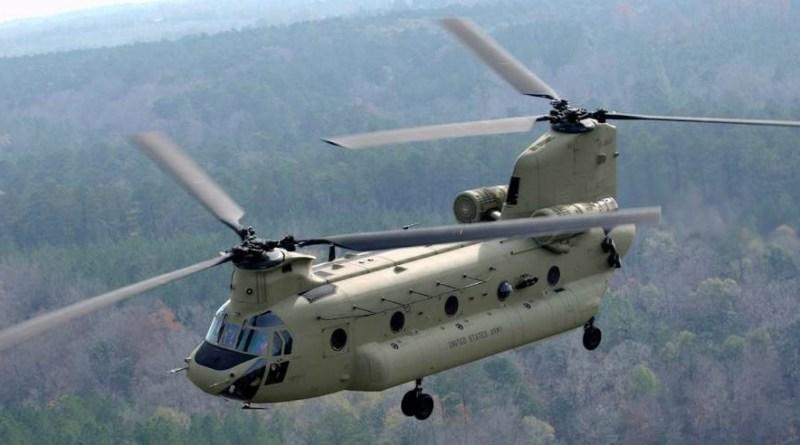 उत्तरकाशी में भारत-चीन अंतरराष्ट्रीय सीमा के बगोरी गांव में उस समय कौतूहल मच गया, जब भारतीय एयर फोर्स का चिनूक हेलीकॉप्टर पहली बार हर्षिल घाटी के बगोरी गांव के आर्मी हेलीपैड पर उतरा।