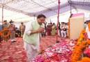 उत्तराखंड: CM पुष्कर सिंह धामी ने खटीमा में शहीद राज्य आंदोलनकारियों को दी श्रद्धांजलि, की कई महत्वपूर्ण घोषणाएं