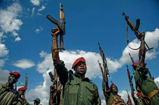 South Sudan war reaches 'catastrophic proportions For