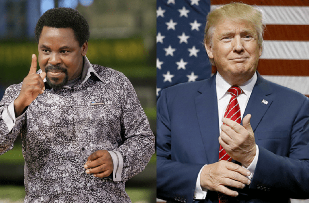 BOMBSHELL!!! 48HRS AFTER DONALD TRUMP BECAME PRESIDENT, TB JOSHUA DROPS ANOTHER KILLER PROPHECY (MUST SEE)