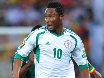 Nigerian Footballer Mikel Obi