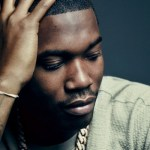 shot of Meek Mill