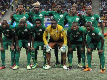 Burkina Faso vs Super Eagle