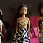 Nigeria doll