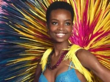 black model is creating new standards