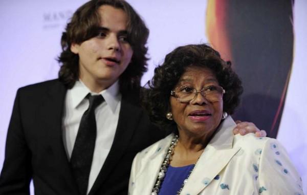 Michael Jackson's son, Prince