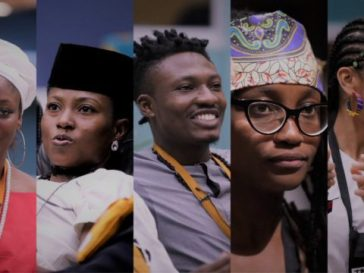 Bisola, Tboss, DebbieRise, Marvis and Efe