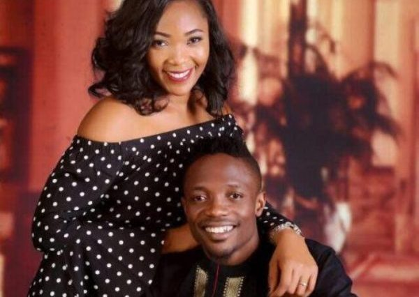 Ahmed Musa and Girlfriend Release Pre-Wedding Photo