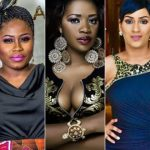 Five Ghanaian Actresses