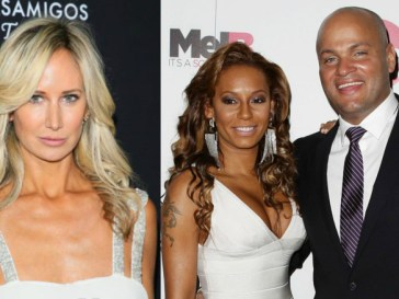 Mel B And Her Estranged Husband Stephen