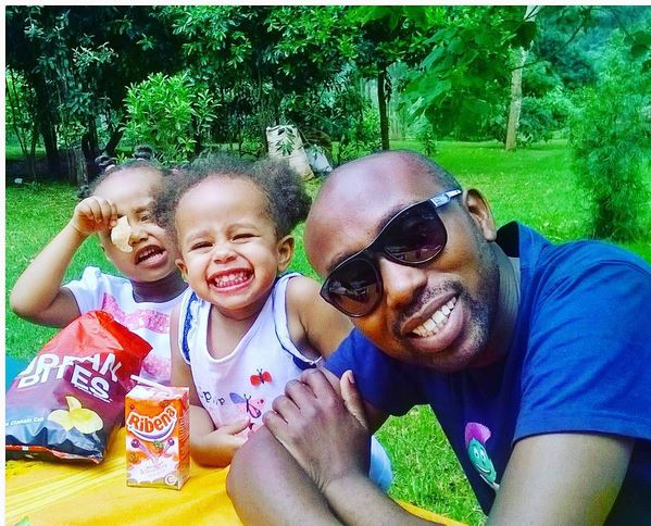 Kenya's DJ Moz Welcomes A Bouncing Baby Son