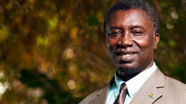 Prof. Frimpong