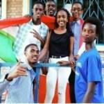 6 missing Young Burundians