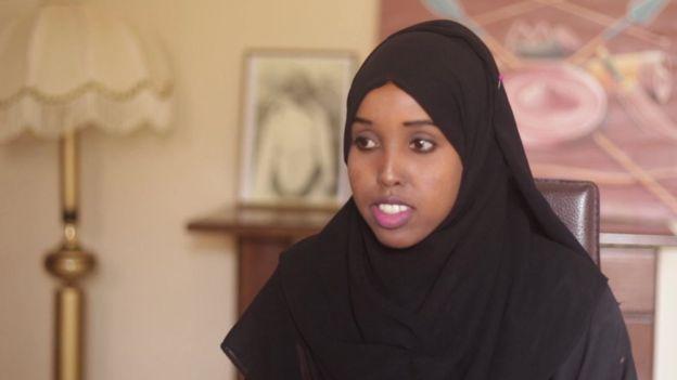 Young Somali Poet
