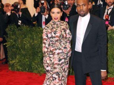 Kim Kardashian, 3 Months Pregnant