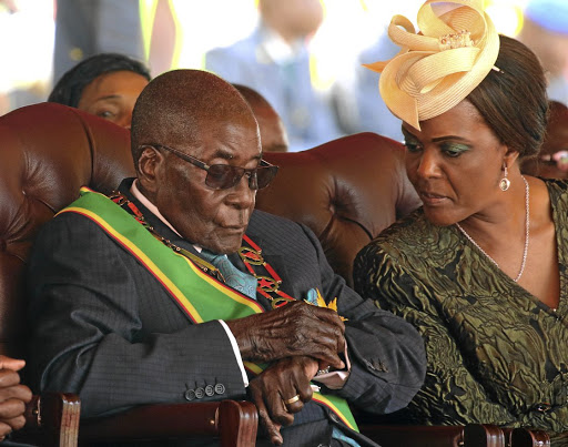 Zimbabwe President Mugabe Gifts Sister In Law With UGx 216Million As Birthday Gift