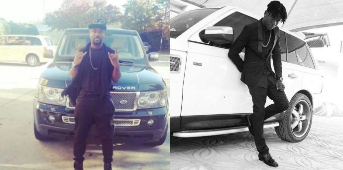 Sarkodie And Stonebwoy, Luxury Cars, Ghanaian Artiste, Ghana