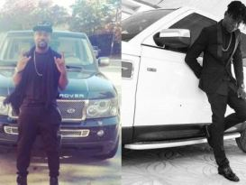 Sarkodie And Stonebwoy, Luxury Cars, Ghanaian Artiste, Ghana