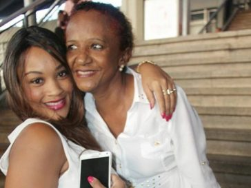 Zari Hassan loses mother
