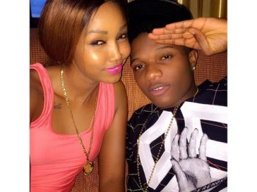 huddah and wizkid