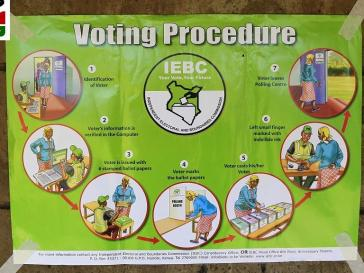 2017 Kenya Elections: Take A Look At The Electoral System