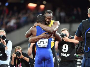 Why I Lost To Justin Gatlin - Usain Bolt