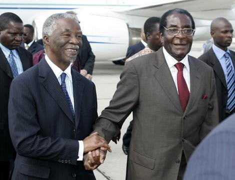 Zimbabwe: Mbeki, Mugabe Meet In Harare For 'Private Talks' Amid Succession Controversy