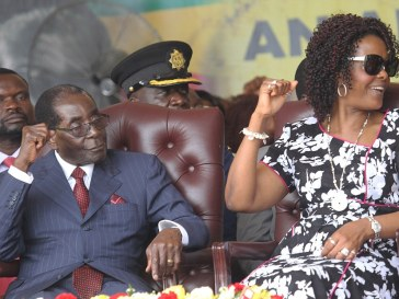 Mugabe Is 'Switched On' And Capable Of Leading Zimbabwe To 2023 - Youth Leader