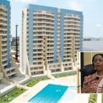 Former PetroleumMinister, Diezani Loses $37.5m Banana Island Mansion To Nigerian Govt