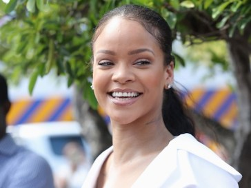International Singer Rihanna Brings Scholarships And Bikes To Malawian Girls