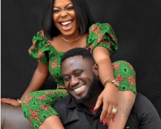 Afia Schwarzenegger And husband