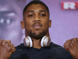 Anthony Joshua Jokingly Says He Will Knock Out Conor McGregor [Video]