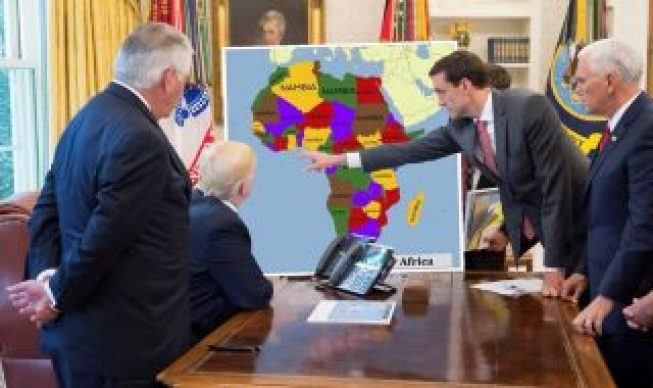 Africa Gets Two New Countries 'Wakanda And Nambia'; Get Your Passport Ready
