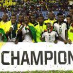Ghana Black Stars B Rewarded With $100,000 For Winning WAFU Cup