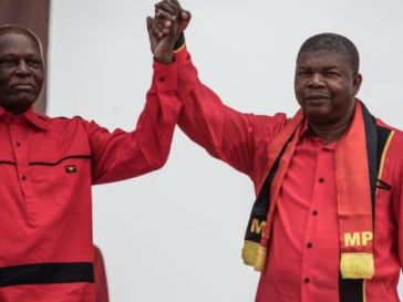 Angola Gets New President, Joao Lourenco, After 38 Years