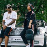 Nicki Minaj And Nas Step Out In Matching Gucci Outfits