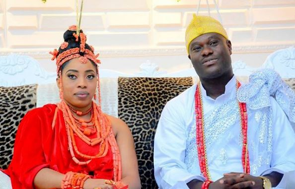 Estranged Wife Of Nigeria's Ooni of Ife, Olori Wuraola Now Free To Re-Marry As Her Family Returns Bride Price
