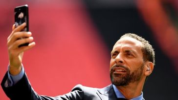 Retired Man Utd Legend Rio Ferdinand Set To Become A Professional Boxer
