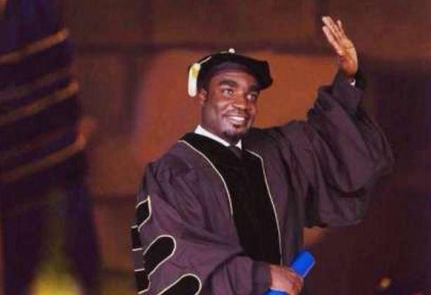 How Sebastian Osumanu Used Photoshop To Create Fake PhD Awards To Fool Ghanaians