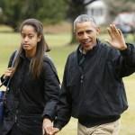 Barack Obama Cried When He Dropped Malia Off At Harvard
