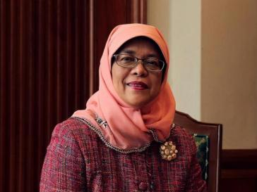 Halimah Yacob Becomes First Female President Of Singapore