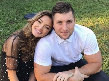 Demi-Leigh and Tim Tebow